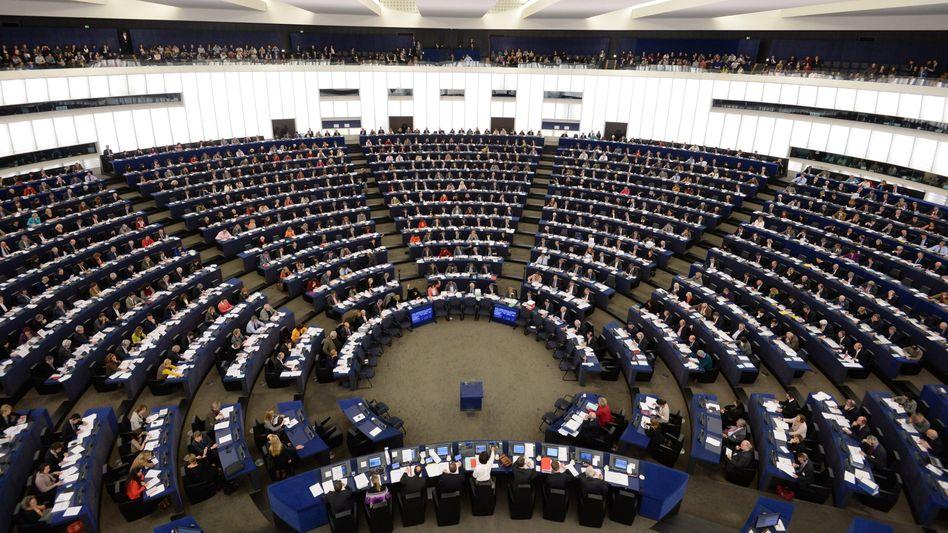 """EU-Parlament: """"Gewaltiger Druck"""" beim Thema NSA und Snowden"""
