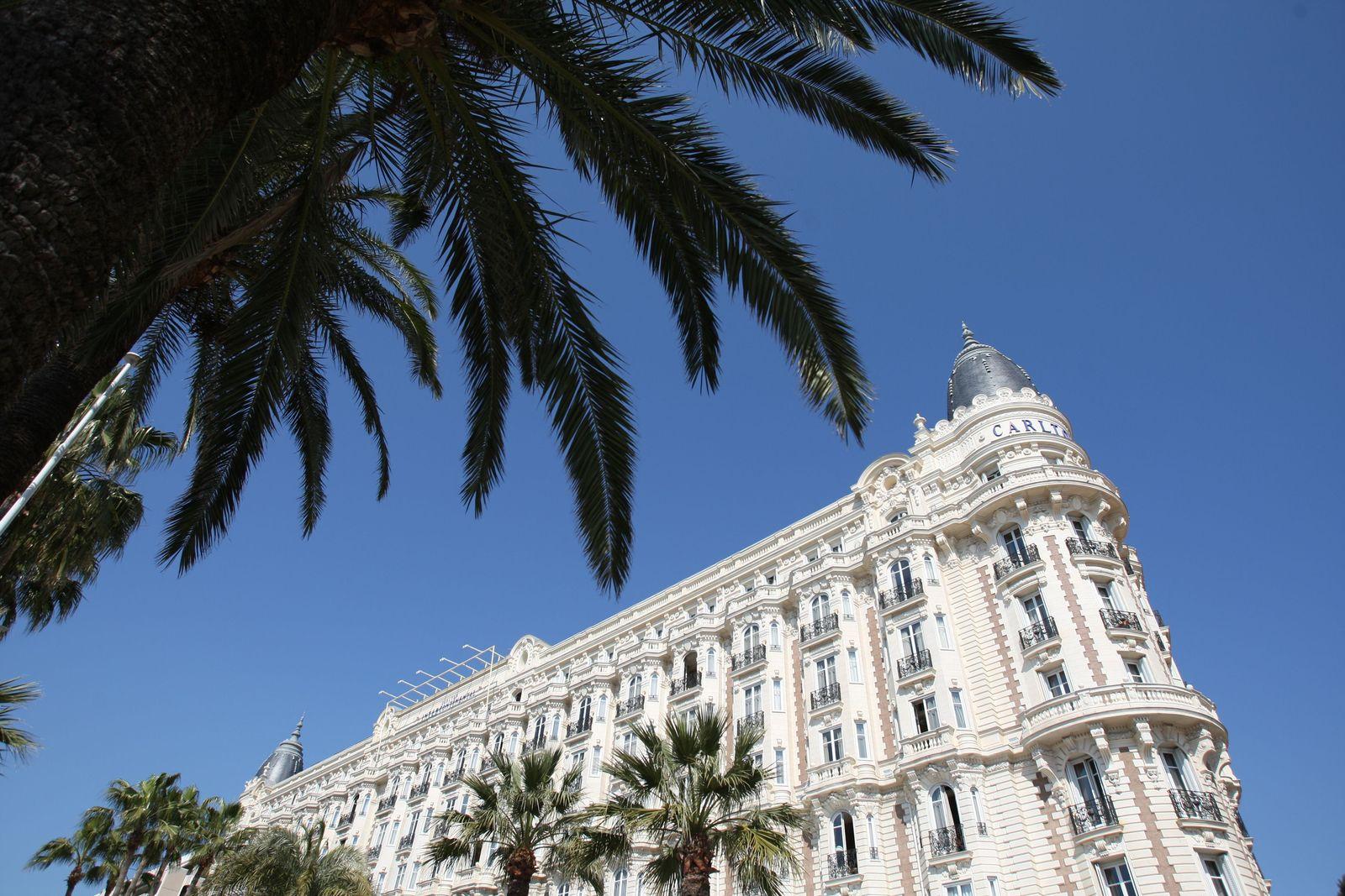 Luxushotel Carlton in Cannes