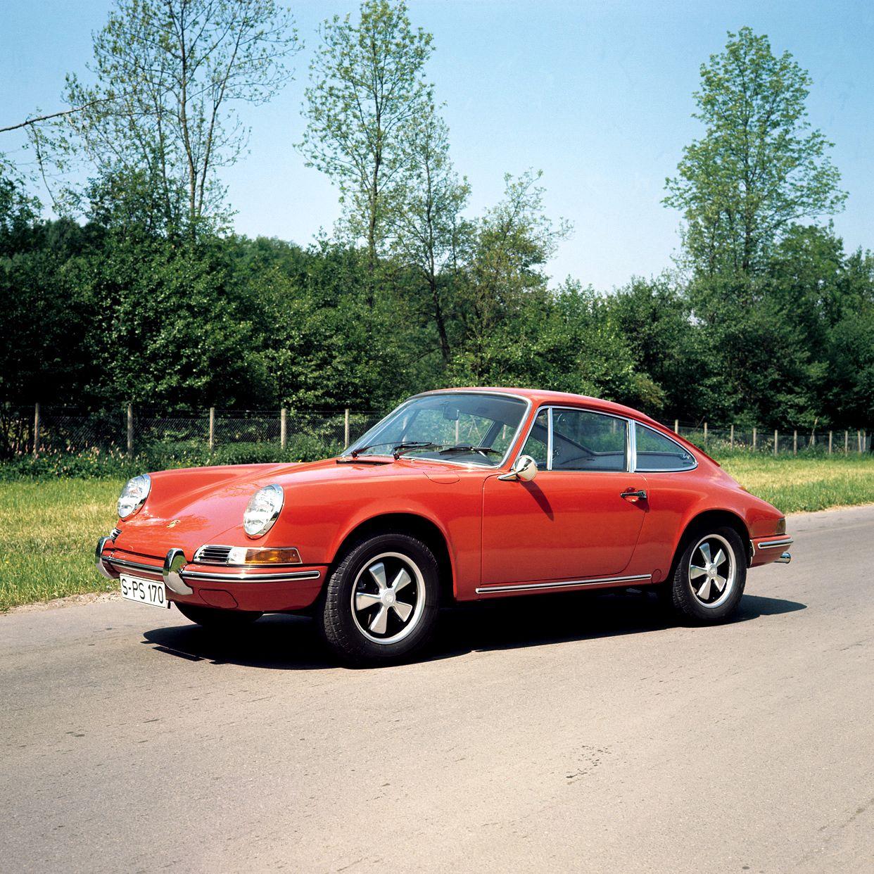 Porsche 911 T 2.0 Coupe (Mj. 1969)