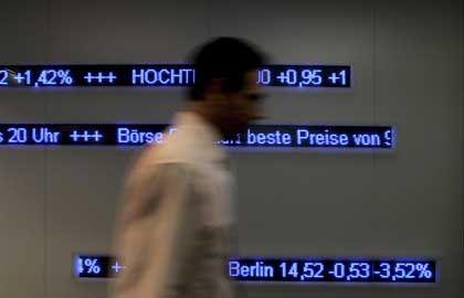 Jungmanager an der Frankfurter Börse: Jeder ist sich selbst der Nächste