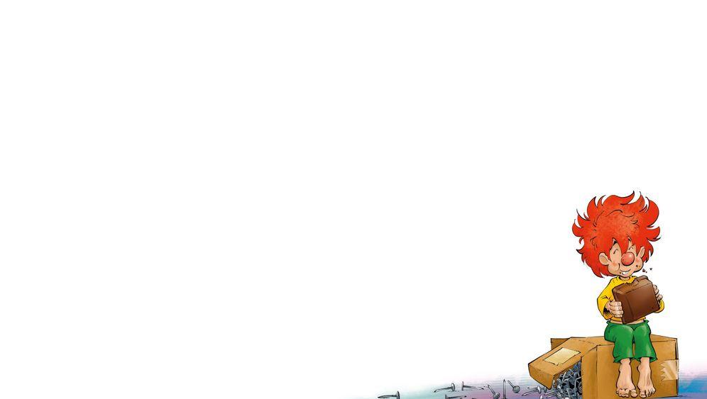 Jubiläumsausgabe: Pumuckl wird nach der Feier wieder dicker