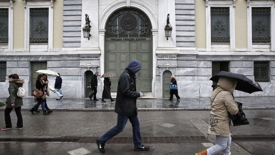 Geplatzter Krisengipfel: Griechenland steuert auf die Pleite zu