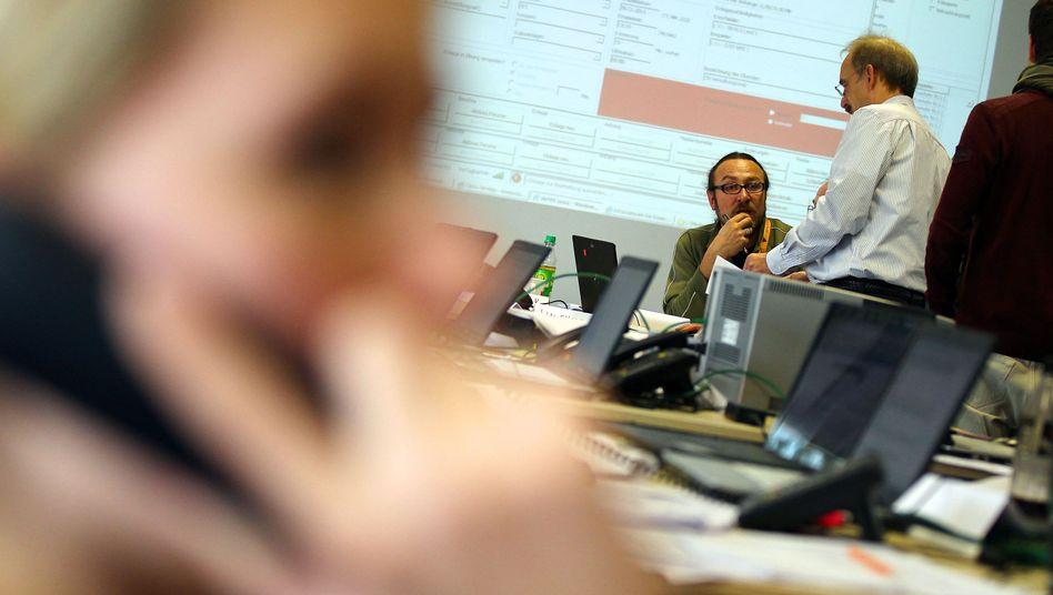 Lükex-Übung von Bund und Ländern zur Abwehr von Cyberangriffen