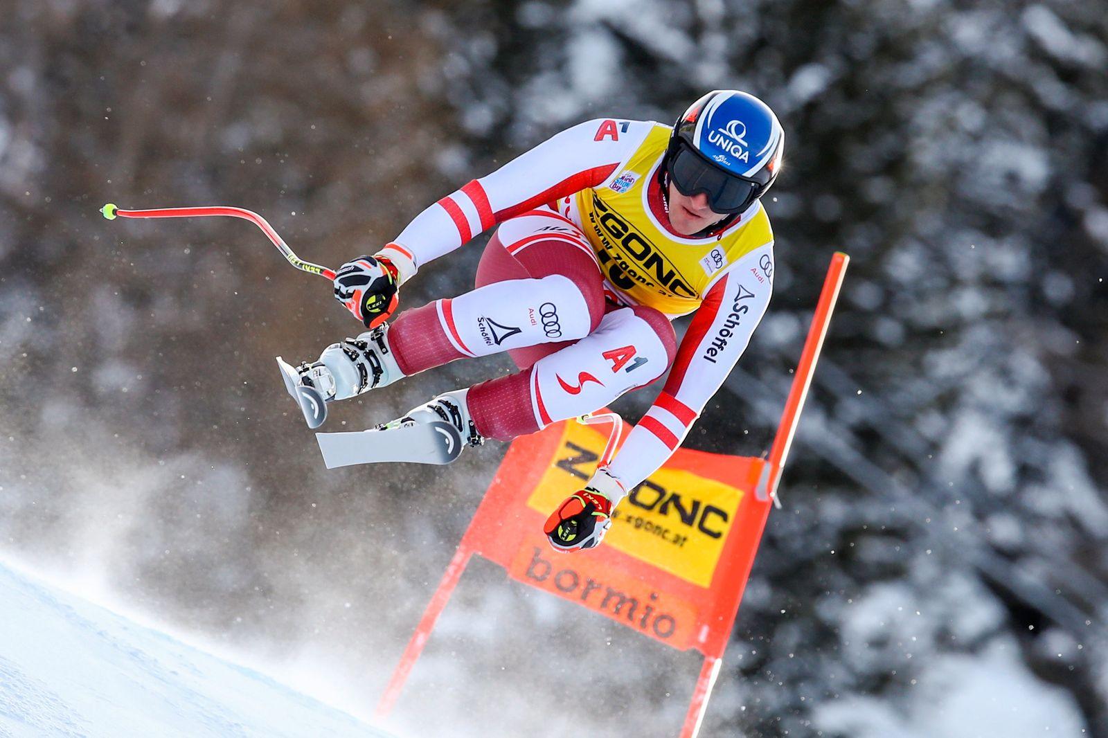 Ski alpin - Weltcup in Bormio