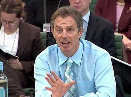 Bush-Krieger Blair
