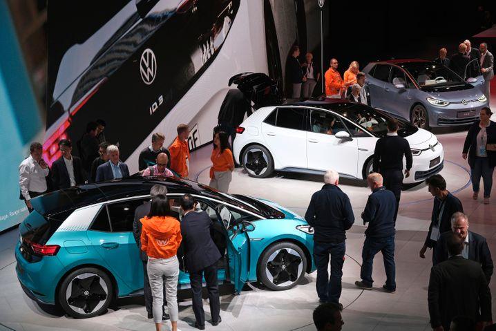 IAA 2019: Vor Corona war die Autowelt eine andere – seither ist eine Messe nach der anderen ausgefallen