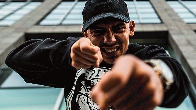 Rapper Capital Bra