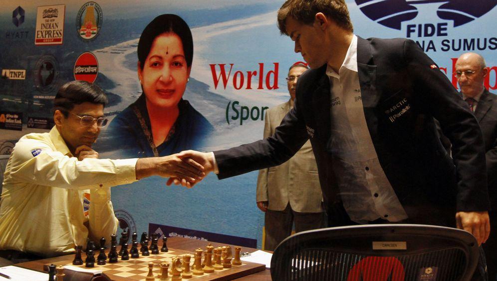 Schach-WM: Der Triumph des Wunderkinds