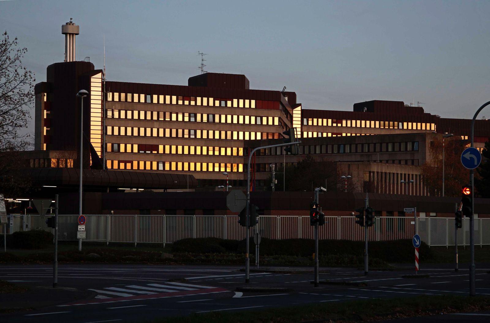 NICHT VERWENDEN Bundesamtes für Verfassungsschütz Köln