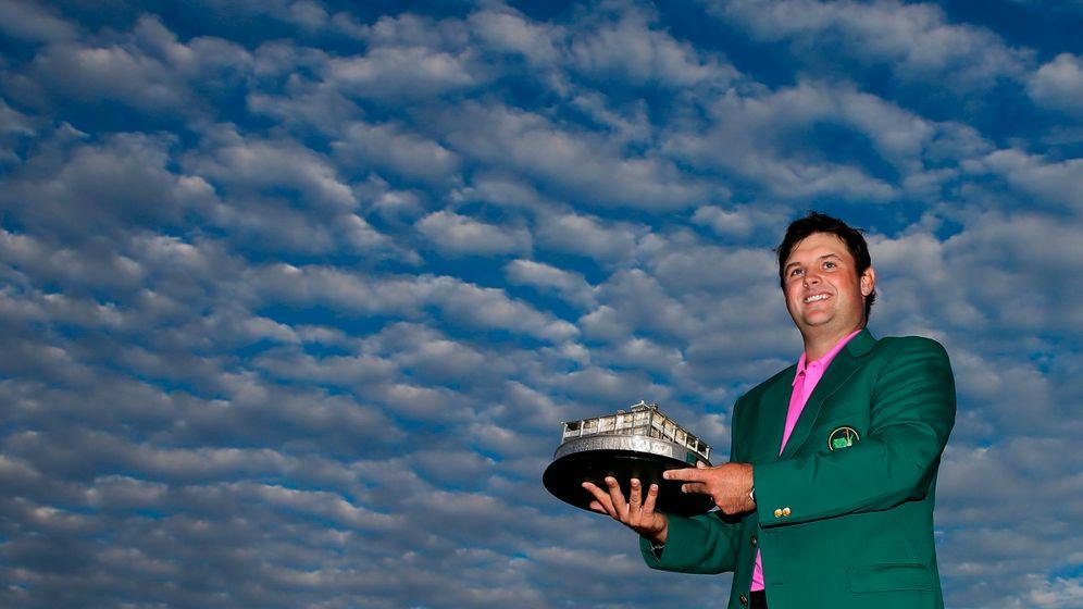Golf: Reed holt sich das Grüne Jackett
