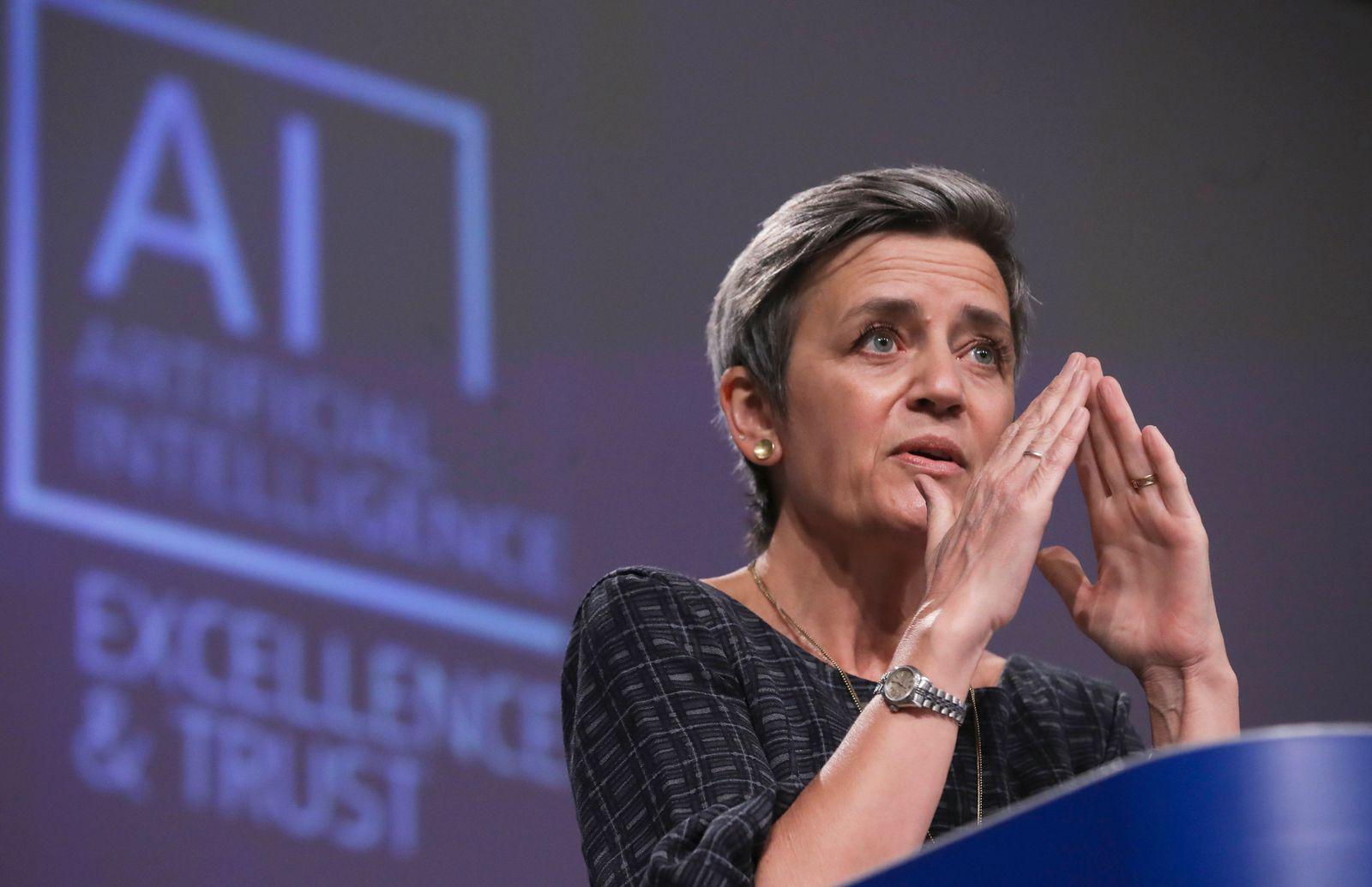 Belgium Europe Artificial Intelligence Rules
