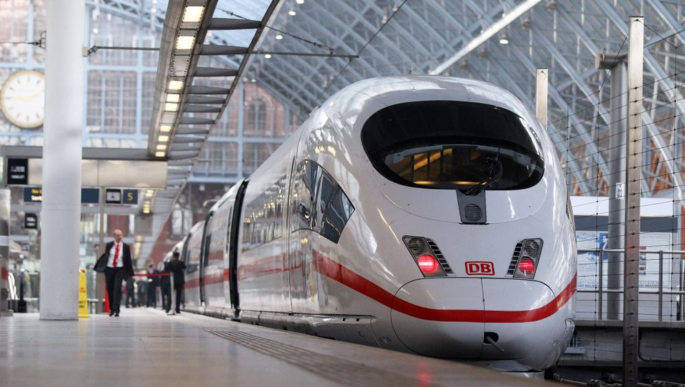Deutsche Bahn: Mehr Haltestellen, neue BahnCard, neue Züge