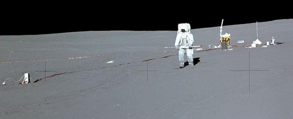 Astronaut Mitchell