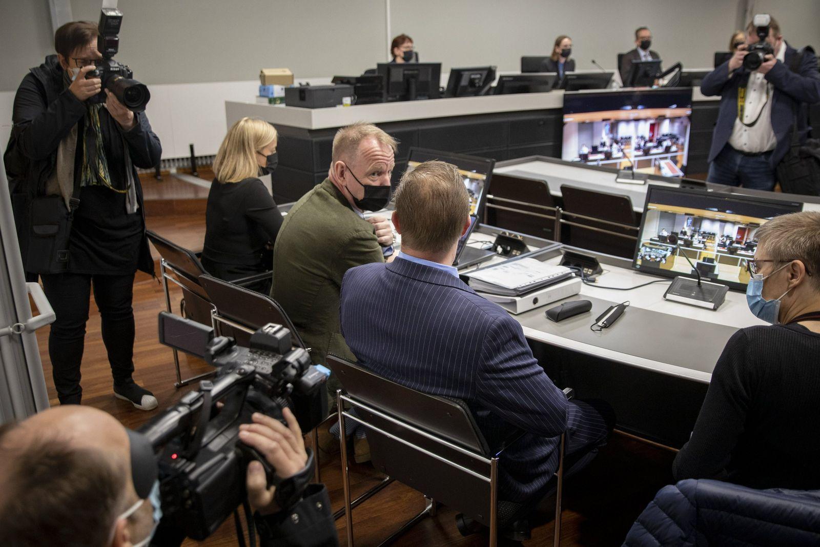 Prozess nach tödlichem Angriff auf Deutsche auf Fähre in Finnland