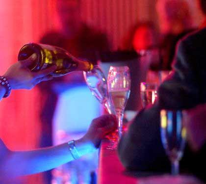 Champagnerparty: Neue-alte Prioritäten