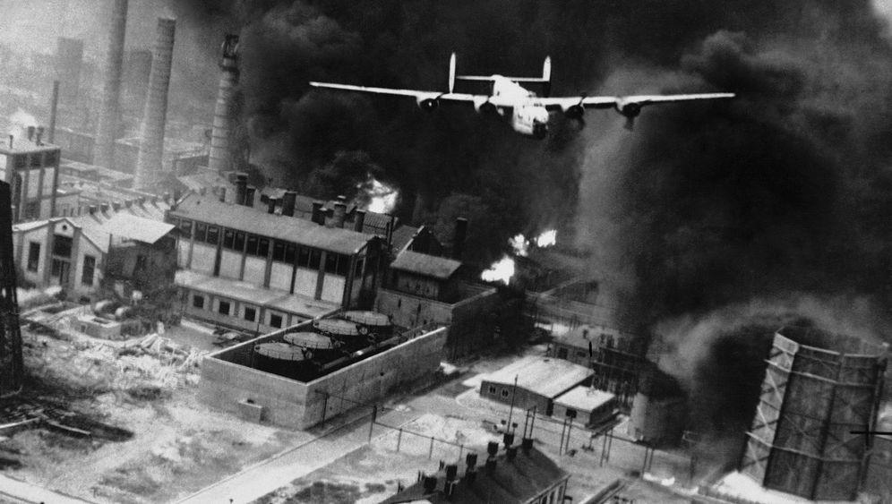 Zweiter Weltkrieg: Lebenssaft der Wehrmacht