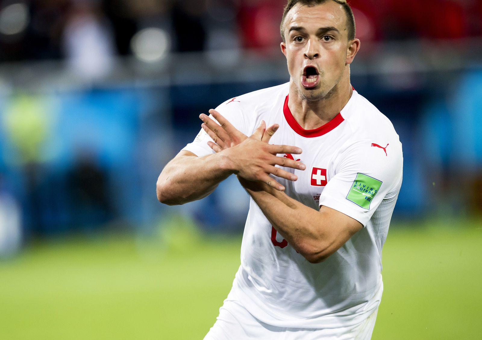 WM 2018 - Serbien - Schweiz