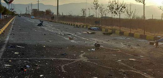Mohsen Fakhrizadeh in Iran getötet - wer steckt dahinter?