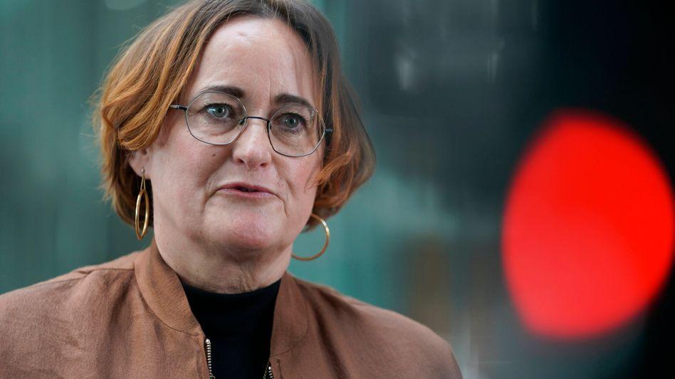 Die Linkenabgeordnete Martina Renner hat erneut ein Drohschreiben erhalten
