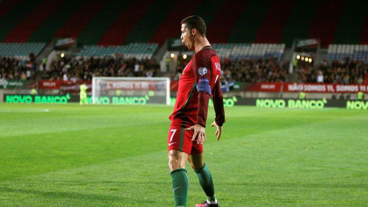 Confed Cup: Ronaldo und die Regionalligisten
