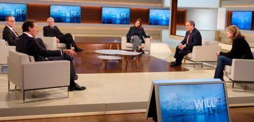 """""""Anne Will"""" zur zweiten Corona-Welle in Deutschland: """"Ein Albtraum, in dem wir leben"""""""