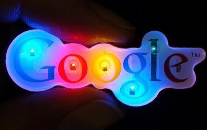 Google-Logo: Die Konkurrenten aus Seattle deklassiert