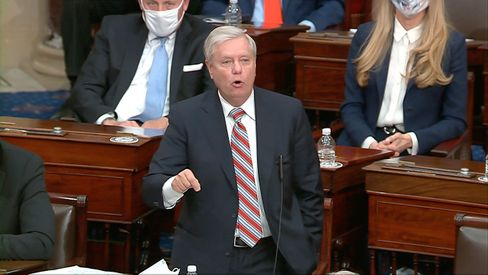 Republikaner Lindsey Graham: »Haltet mich da raus. Genug ist genug.«