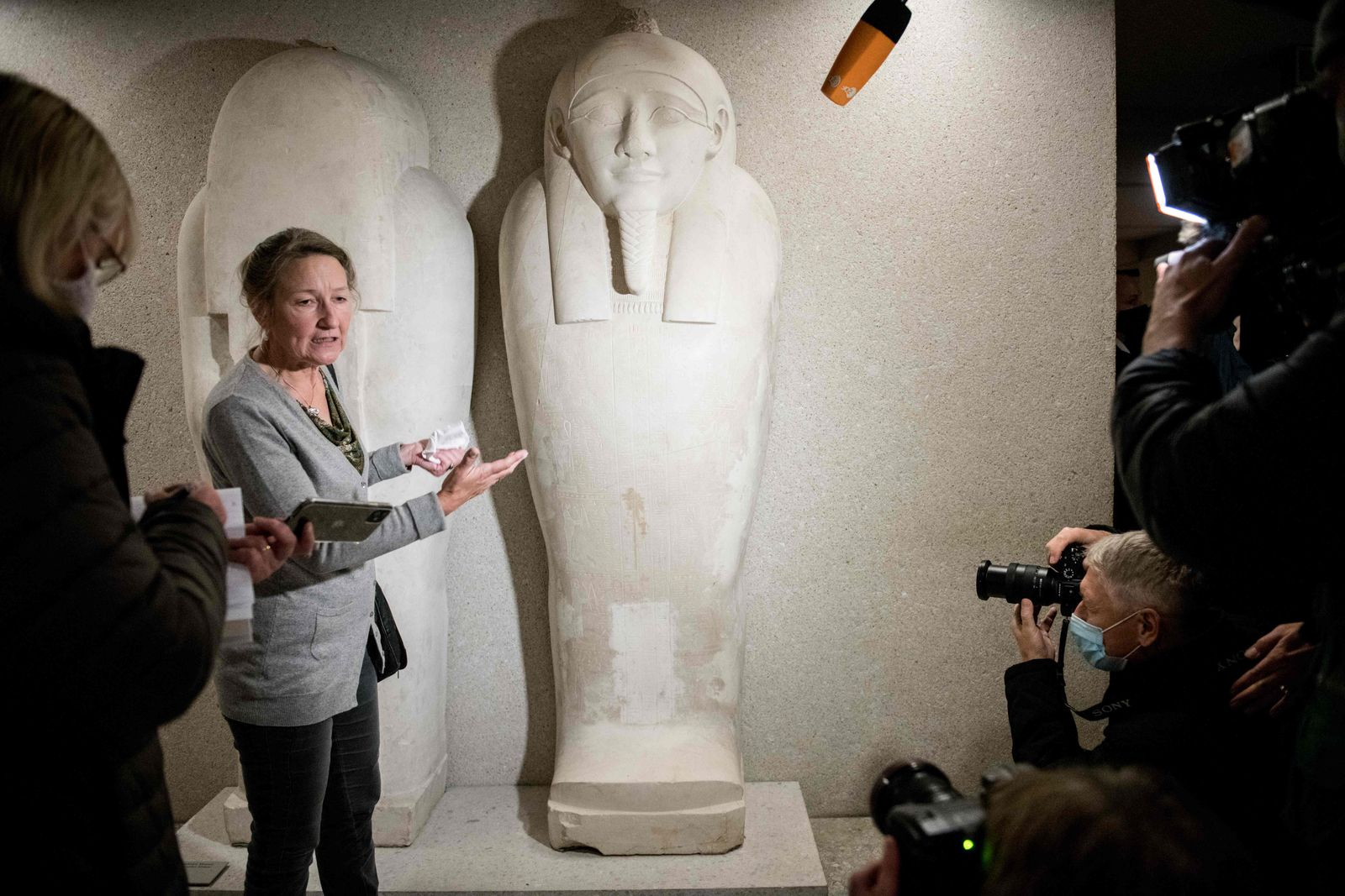 GERMANY-CULTURE-MUSEUM-CRIME-VANDALISM