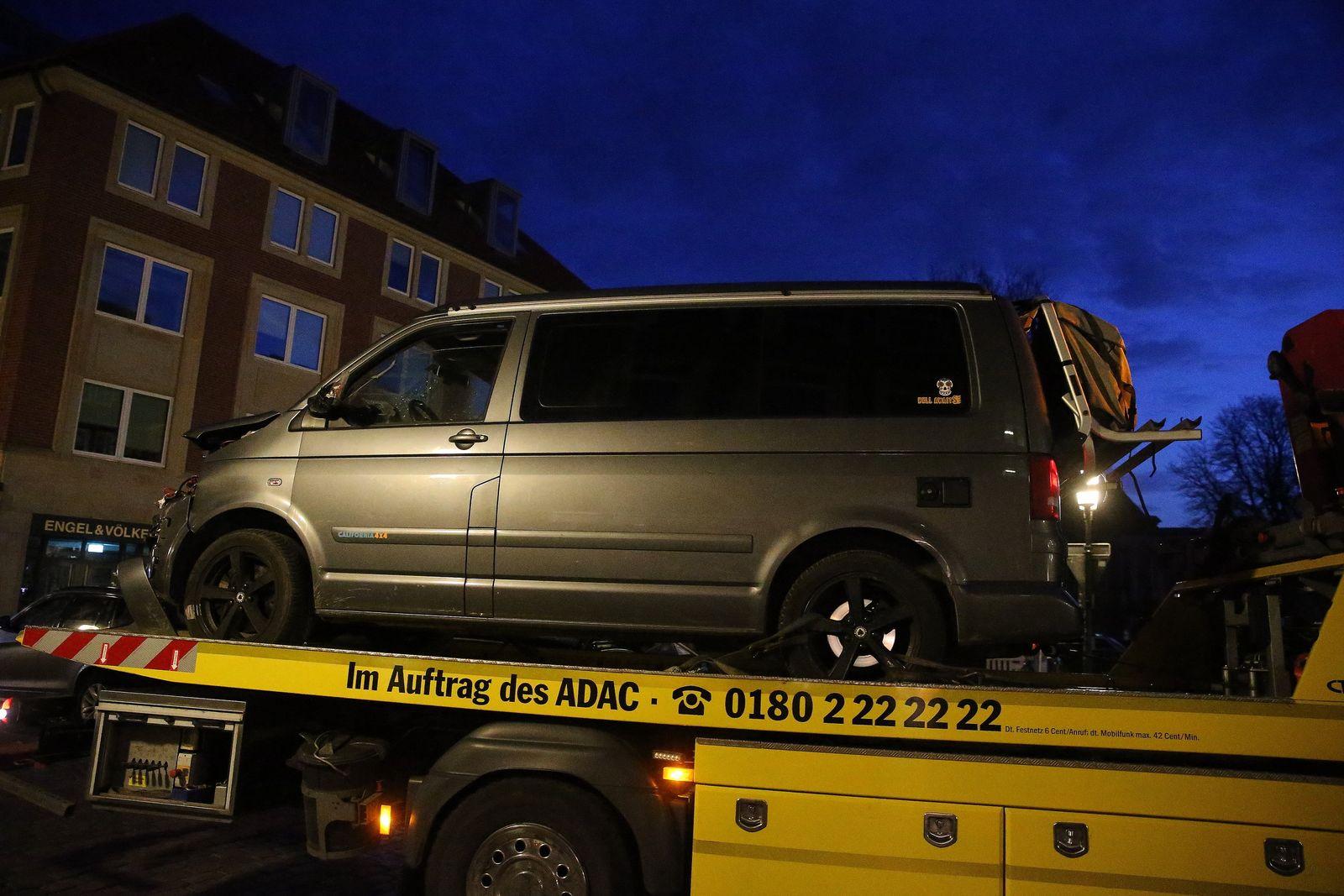 Münster/ Fahrzeug