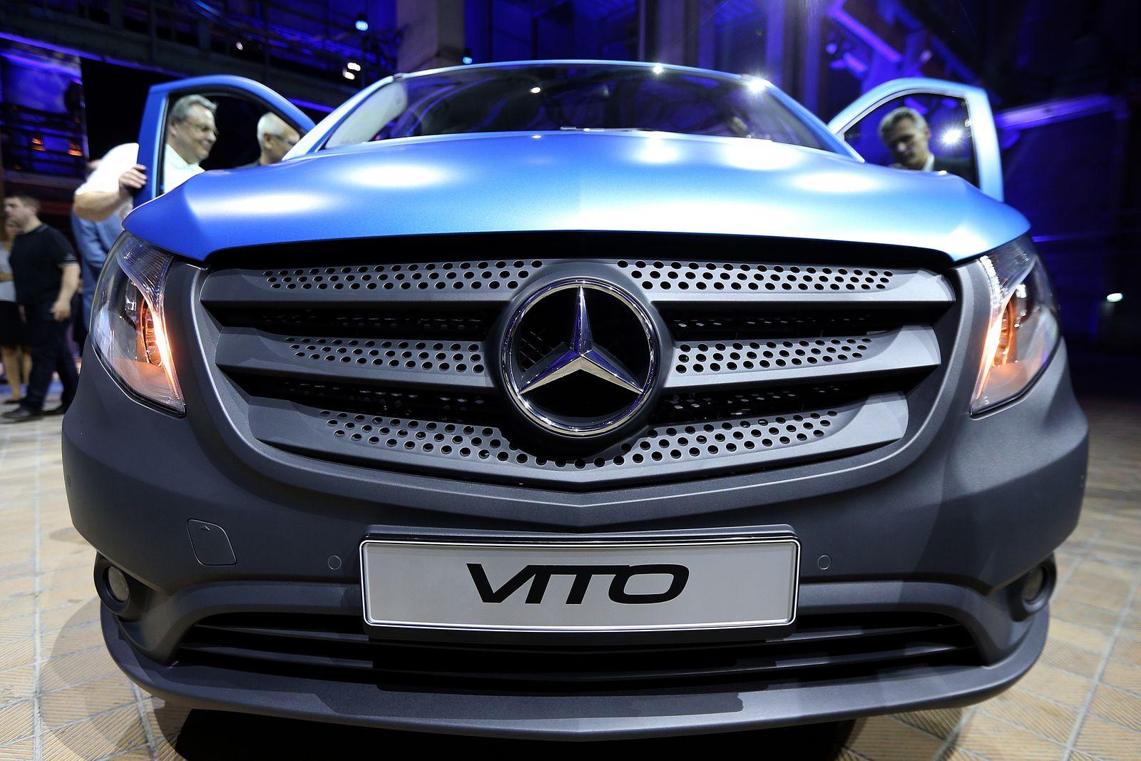 Mercedes/ Diesel-Skandal