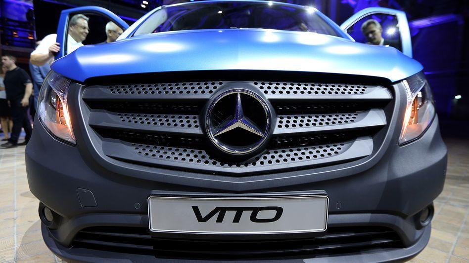 Daimler-Transporter Vito (Archivbild)