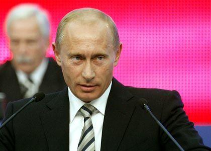 Russlands Präsident Putin: Bald Regierungschef?