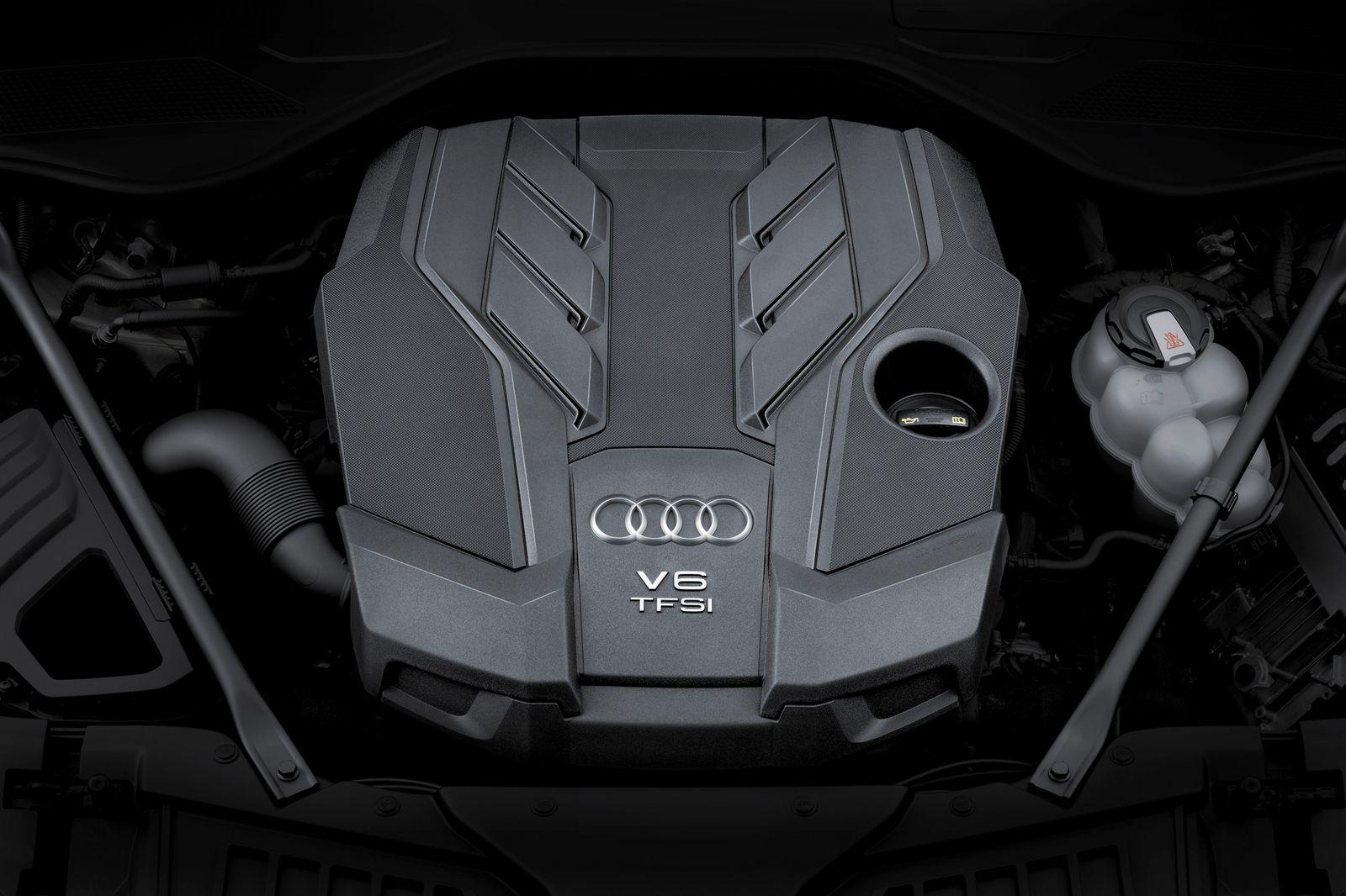 SPERRFRIST 11. 07.17 10.30 UHR / Audi A8