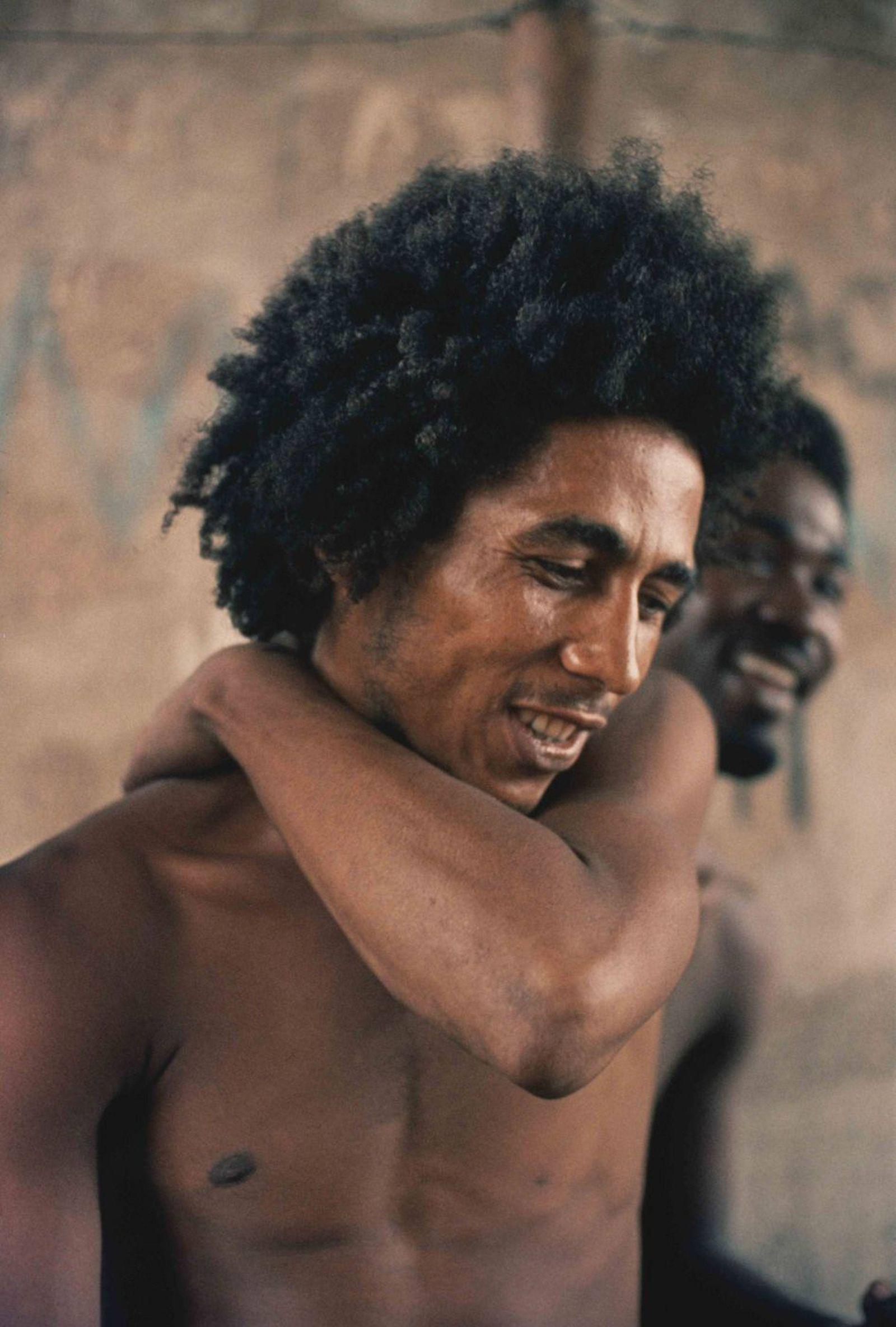 RELEASE DATE: April 20, 2012 MOVIE TITLE: Marley aka Bob Marley: Roots of Legend STUDIO: Magnolia Pi