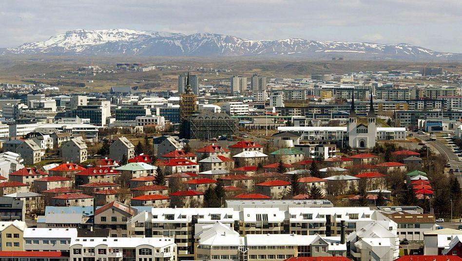 Islands Hauptstadt Reykjavík: Knappe Mehrheit für Rückzahlungsgarantie