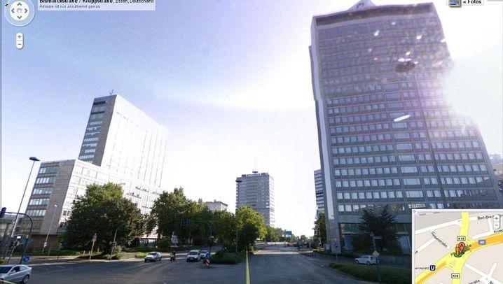 Street View: So zeigt Google Deutschlands Städte