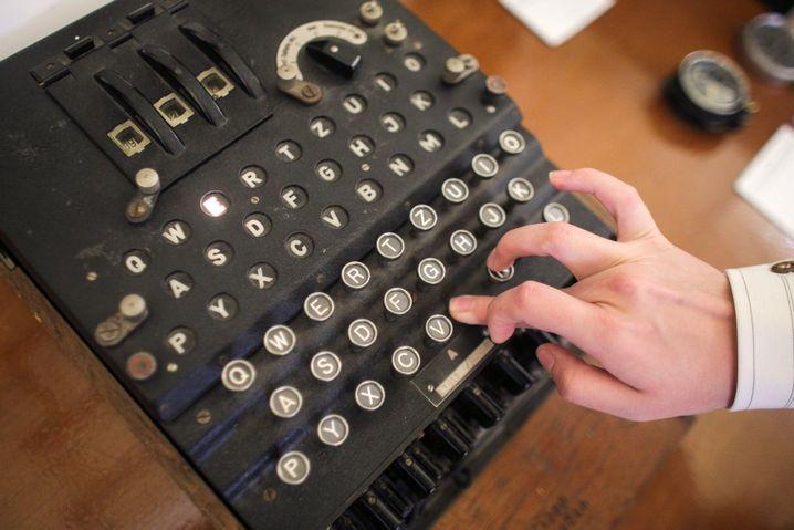 Sieht nur aus wie eine Schreibmaschine