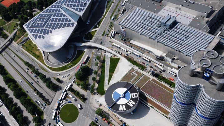 100 Jahre BMW: Konzern im Herzen von München
