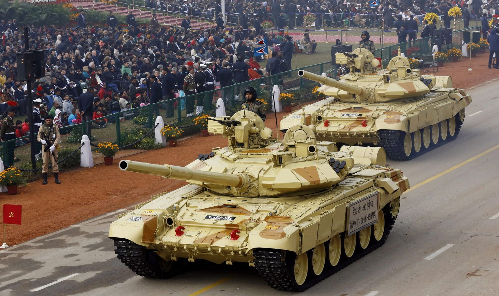 India Republic Day Celebrations