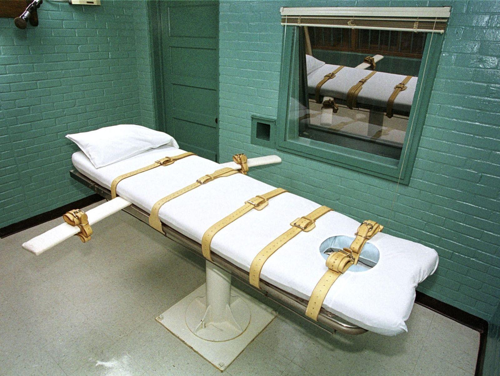 Amnesty meldet Tiefstand der dokumentierten Hinrichtungen