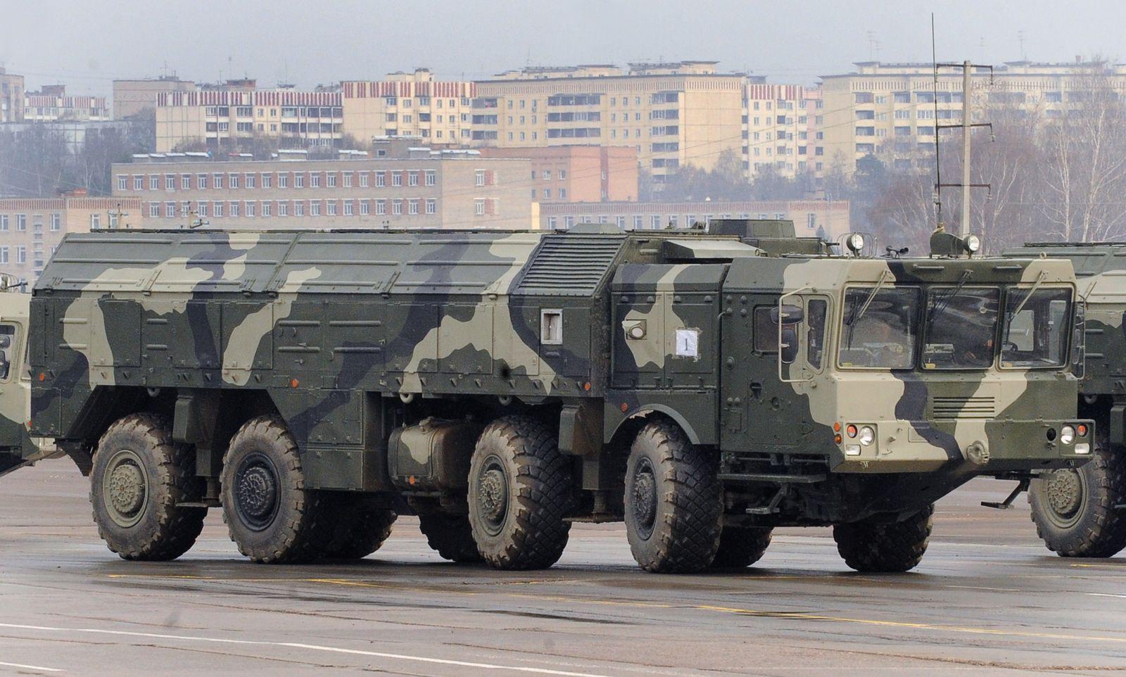 Russland/Iskander-M