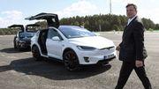 Elon Musk zeigt den Deutschen, wie man Tempo macht