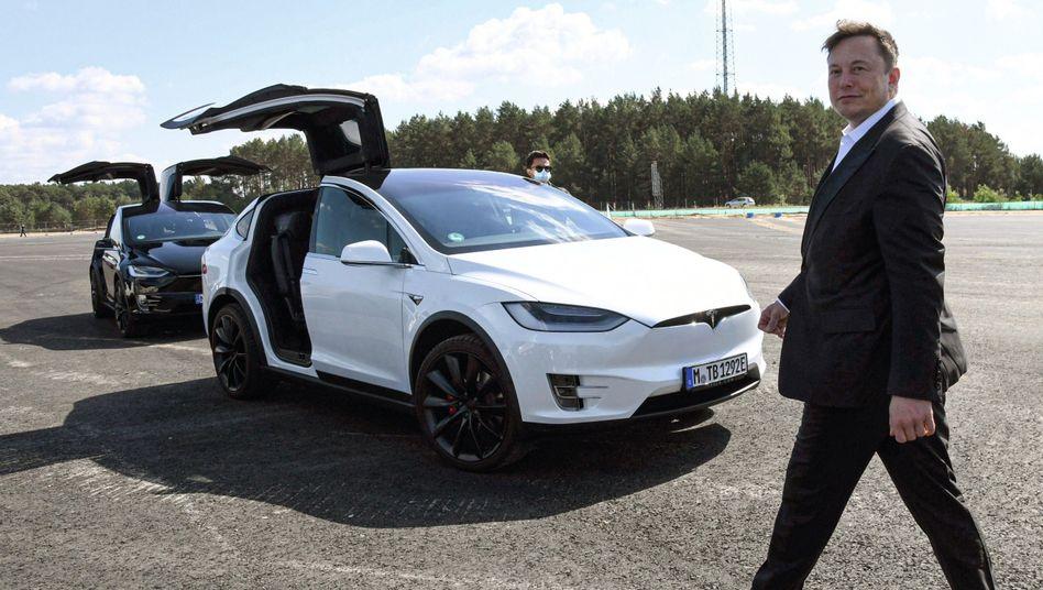 Tesla founder Elon Musk: