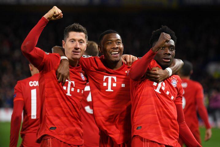 Der FC Bayern wird Deutscher Meister