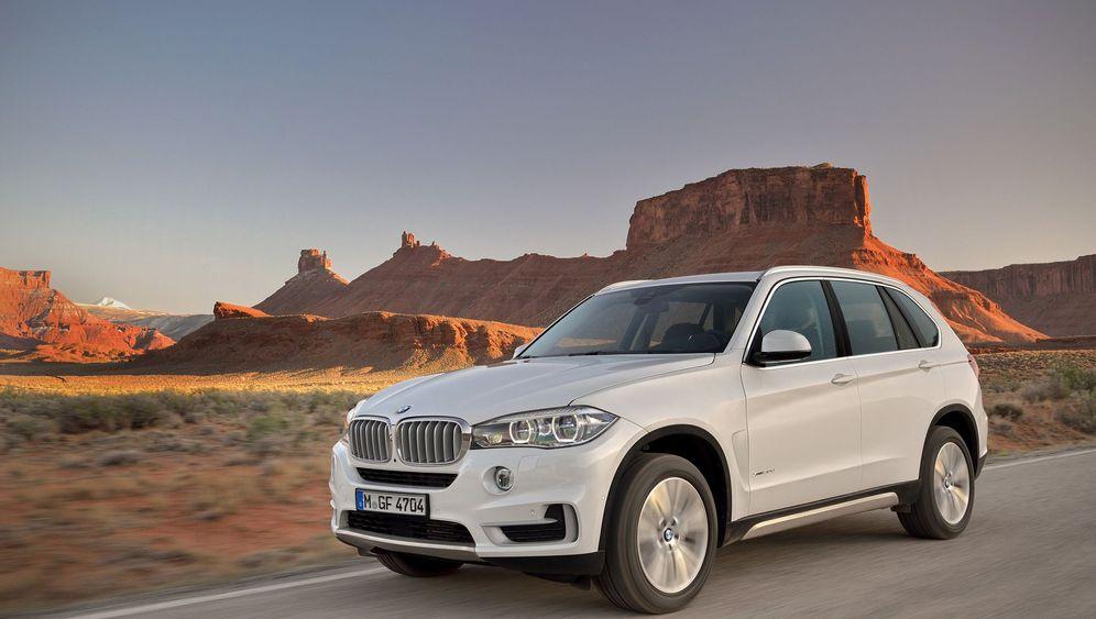Weltpremiere BMW X5: Ein Hauch von Bescheidenheit