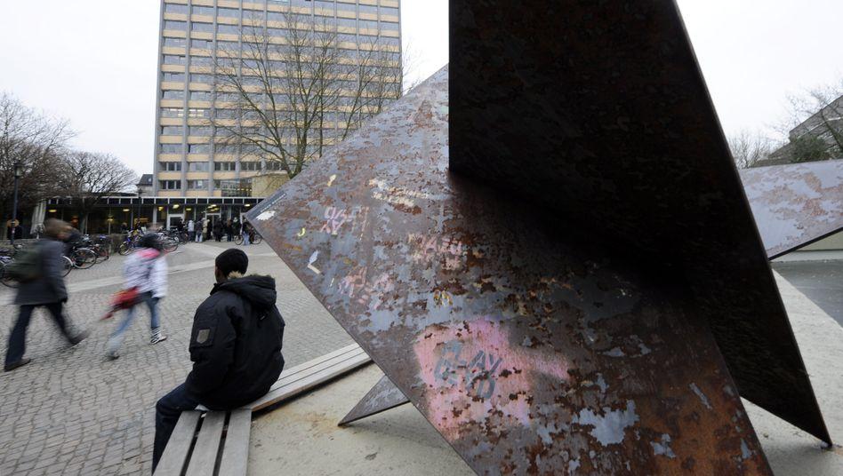 Keine Verpflichtung zur Transparenz: Campus der Universität Hamburg (Archivbild)