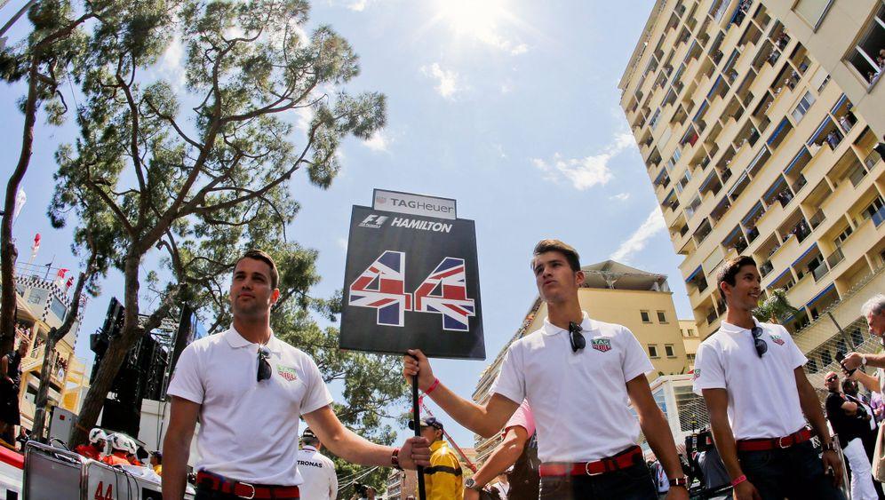 Grid-Personen: Vettel mag Daves Hintern nicht