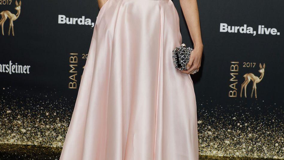 Eva Padberg bei der Bambi-Verleihung 2017
