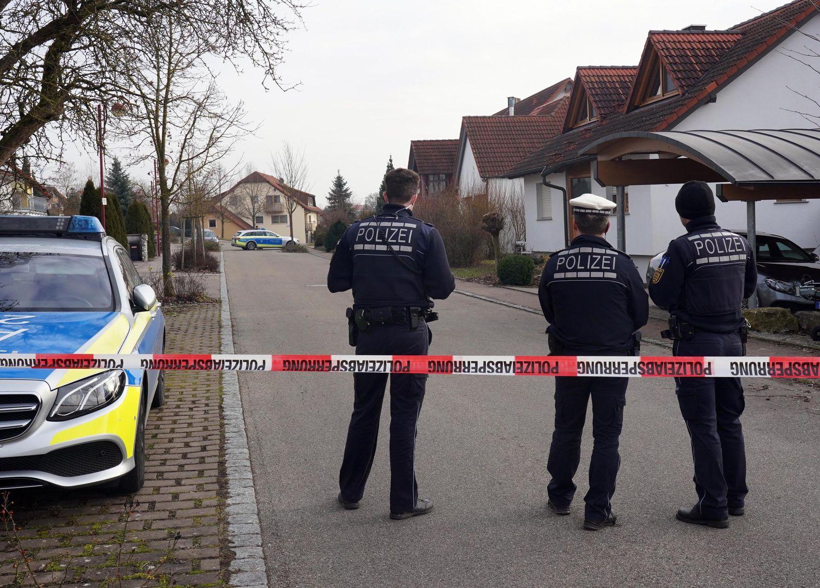 Wieder Polizeieinsatz in Rot am See