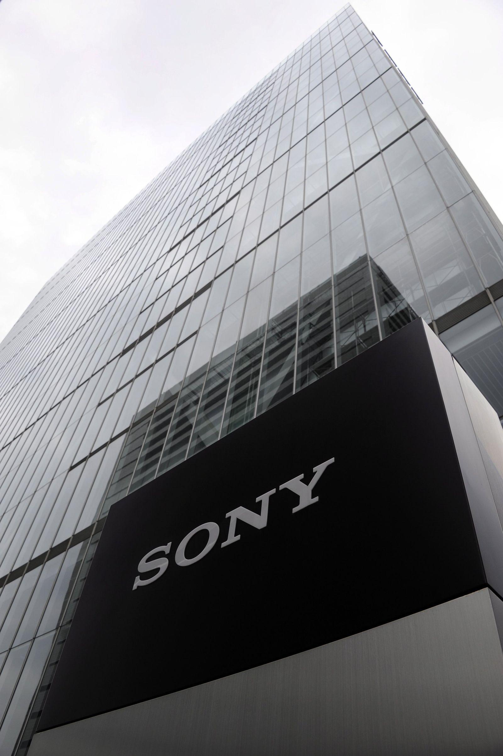 Sony / Headquarter / Tokio